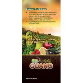 BioGuano Fruit & Grass 3 kg