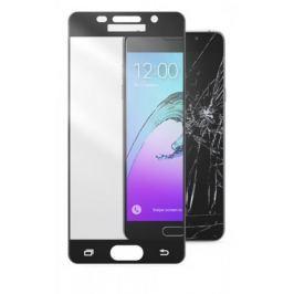 CellularLine ochranné tvrzené sklo CAPSULE , Galaxy A5 (2016), černé