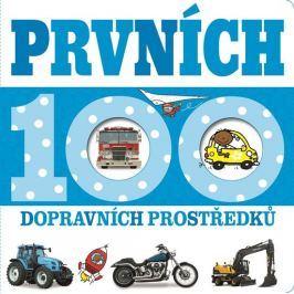 Prvních 100 dopravních prostředků (čtverec)