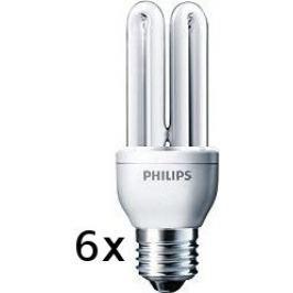 Philips GENIE 18W E27 pack 6ks