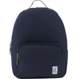 The Pack Society unisex tmavě modrý batoh
