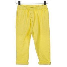 Losan dívčí kalhoty 92 žlutá