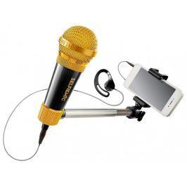 ADC Blackfire Selfie mikrofon černý - rozbaleno