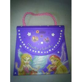 Pohádky z kabelky - fialová