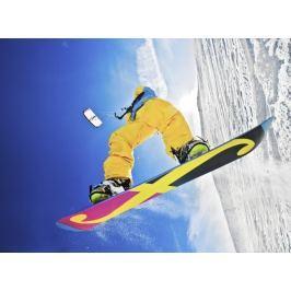Poukaz Allegria - dvoudenní kurz snowkitingu s ubytováním