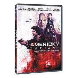 Americký zabiják   - DVD