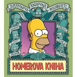 Groening Matt: Simpsonova knihovna moudrosti: Homerova kniha