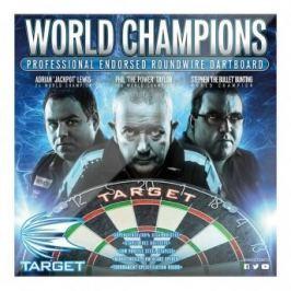 Target – darts Sisalový terč World Champions