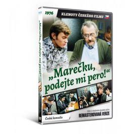 Marečku, podejte mi pero   - edice KLENOTY ČESKÉHO FILMU (remasterovaná verze) - DVD