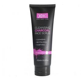 Xpel Peeling na rozjasnění pleti s aktivním uhlím Charcoal (Cleansing Face Scrub) 250 ml