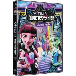 Vítej v Monster High   - DVD