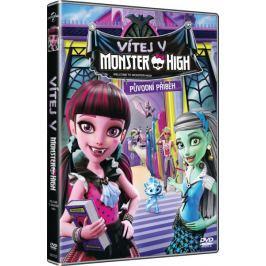 Vítej v Monster High   - DVD