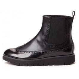 Geox dámská kotníčková obuv 38 černá