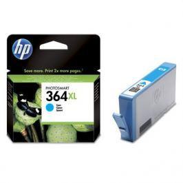 HP toner azurový (CB323EE) Spotřební materiál