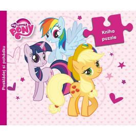 Hasbro: My Little Pony - 9 dílná kniha puzzle