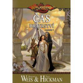 Weis Margaret, Hickman Tracy: DragonLance (07) - Čas bratrství