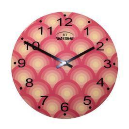 Bentime Nástěnné hodiny H16-AR295-YR - rozbaleno