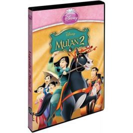 Legenda o Mulan 2.     - DVD