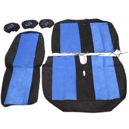 F-CORE Potahy na sedadla PS07, modré