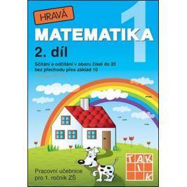 Hravá matematika 1 – Pracovní učebnice 2