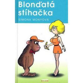 Monyová Simona: Blonďatá stíhačka