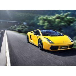 Poukaz Allegria - jízda v Lamborghini Gallardo - 60 minut Vestec u Prahy