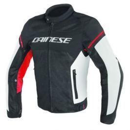 Dainese bunda AIR-FRAME D1 TEX vel.54 černá/bílá/červená, textilní