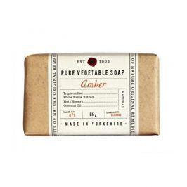Fikkerts Hydratační rostlinné mýdlo Ambra (Pure Vegetable Soap) 85 g