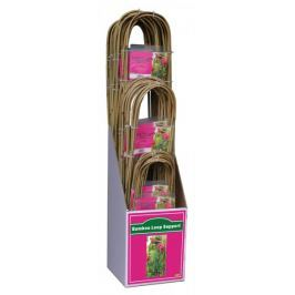 Previosa Podpěry rostlin - bambus 90 cm, 9 ks