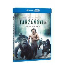 Legenda o Tarzanovi 3D+2D  (2 disky)    - Blu-ray