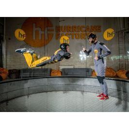 Poukaz Allegria - indoor skydiving se záznamem na USB Praha