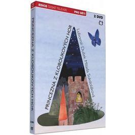 Princezna z Kloboukových hor (2DVD)   - DVD
