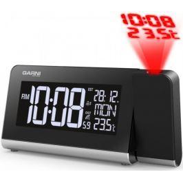 Garni 165 Arcus Budík s projekcí času a teploty