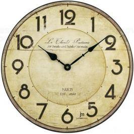 Lowell Designové nástěnné hodiny 21415