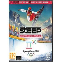 Ubisoft Steep Winter Games Edition / PC Hry na PC