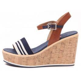 U.S. Polo Assn. dámské sandály Ruby 36 modrá