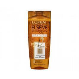 L'Oréal Vyživující šampon s kokosovým olejem na normální až suché, nepoddajné vlasy Elseve Extraordinary Oil