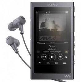 Sony NW-A45HN, černá