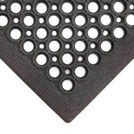 Olejivzdorná protiskluzová protiúnavová průmyslová rohož High-Duty Grit - 150 x 90 x 1,25 cm