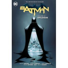 Snyder Scott, Tynion IV James,: Batman - Epilog