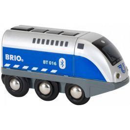 Brio WORLD 33863 Lokomotiva na baterie s aplikací App