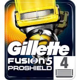 Gillette Fusion5 ProShield holicí hlavice pro muže 4ks