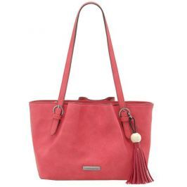Tamaris Kabelka Natalie Shopping Bag 2500181-616 Coral Comb.