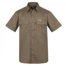 Bushman Košile GRANGE, khaki, M