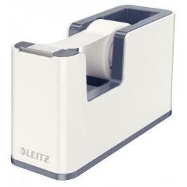 Odvíječ lepicí pásky Leitz WOW šedý/bílý