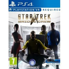 Star Trek: Bridge Crew VR (PS4)