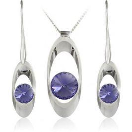 MHM Souprava šperků Karen Tanzanite 34179