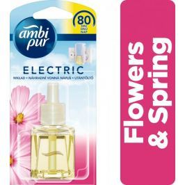 Ambi Pur Plug-In Flowers & Spring Náplň do osvěžovače vzduchu 20ml