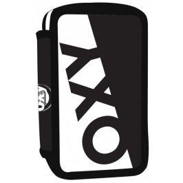 Karton P+P Penál 3 patrový OXY Black & White