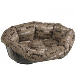 Ferplast pelech Sofa hnědý 2